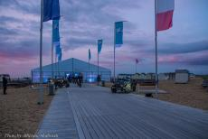 75th anniversary of D-Day - Classic Car Road Trip Normandy, the 75th anniversary of D-Day:  On the 5th of June, we were invited to the Liberty Concert Normandy...