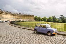 IMM 2019 Bristol - Classic Car Road Trip: We visited the City of Bath on our way road to Easter Compton, we drove in our own classic Mini across the famous...