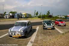 Lithuania 2015 - Classic Car Road Trip: Somewhere in Germany on our way back to the Netherlands. On our road trip we traveled through Germany, Poland, Lithuania...