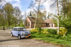 Stuyvesant Tour - Stuyvesant Mini Tour 2017: 'De Ontmoeting' is a church in the village of Eesveen, the church was built in 1984 to...